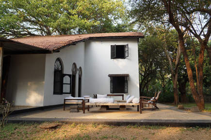 home of Bijoy Jain – photo by Francesca Molteni - Where Architects Live via Atticmag
