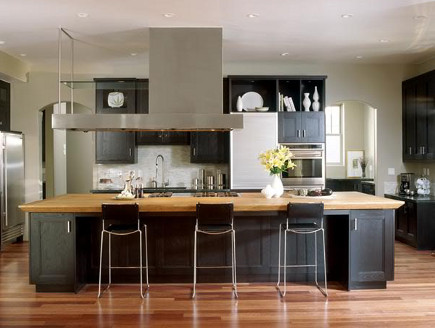 dark kitchen cabinets Inspirational Charcoal Kitchen Cabinets  Taste