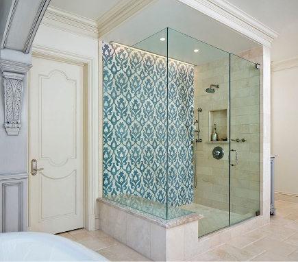 Bathroom Accent Wall Atticmag