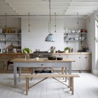Nordic Color Kitchens