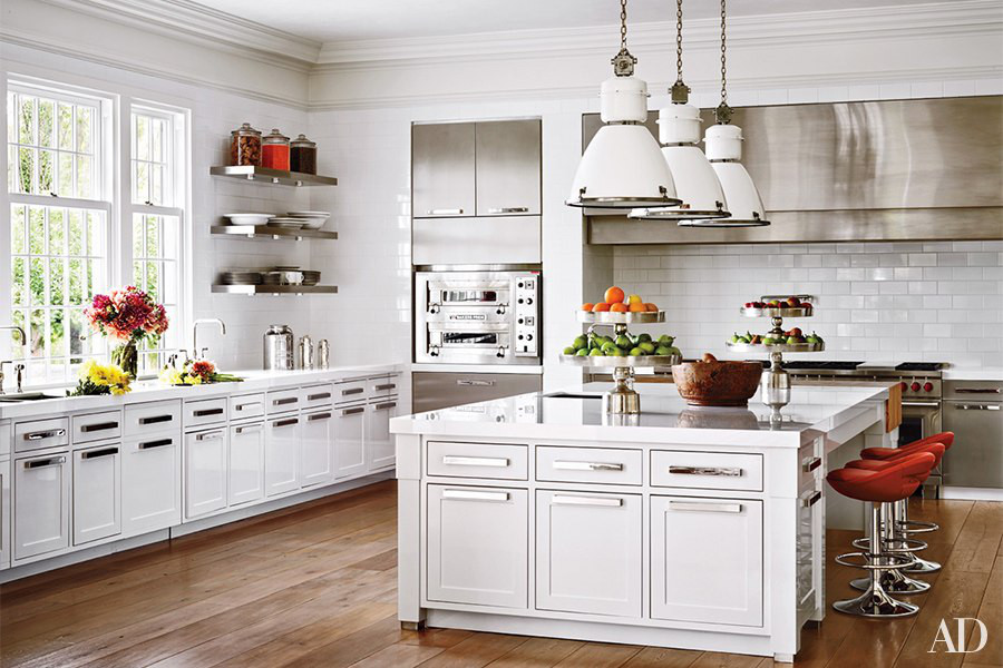 Are Celebrity Kitchens Just Like Ours? The Answer Is Yes, And Why Is  Something Of A Surprise.