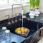 Soapstone Sink Kitchens