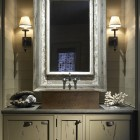 Modern Powder Room Sinks