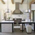 White Shiplap Kitchen
