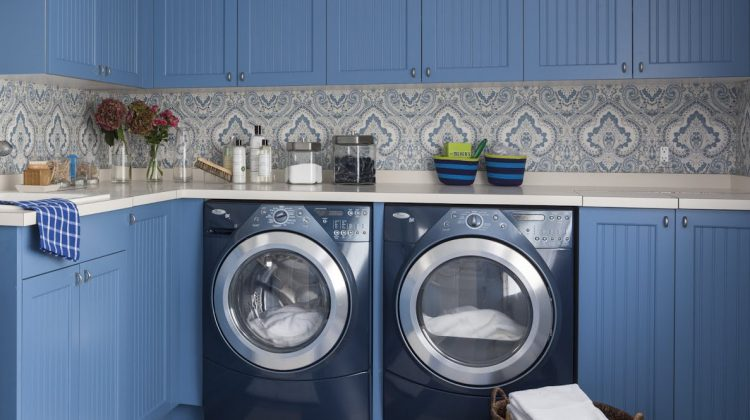 front load washing machine - front load washer and dryer pair - greathomeideas.com via Atticmag