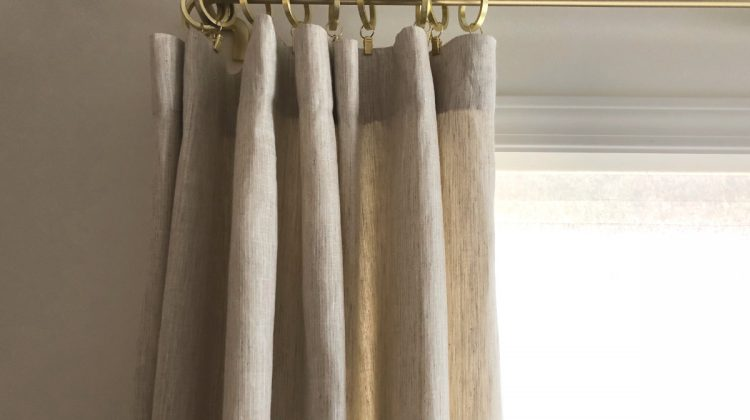 Ready-Made Curtain Panels Hack