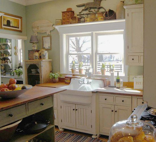 Gilford Cottage Kitchen