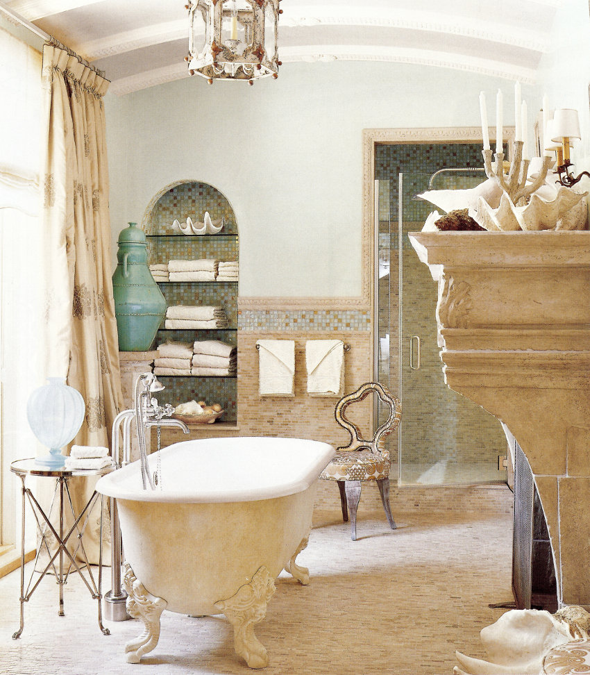 Manor House Bathroom