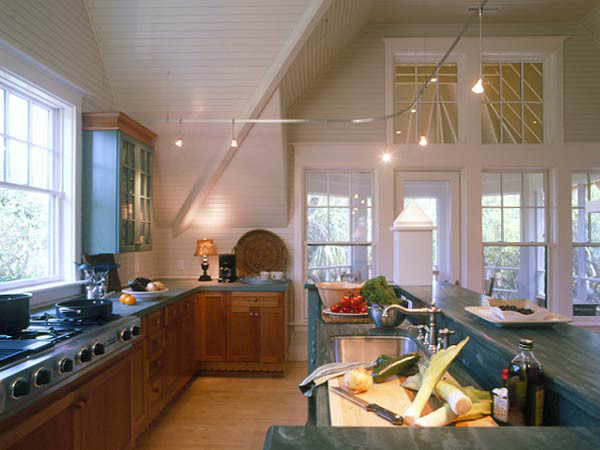 Green Slate Kitchen Counters