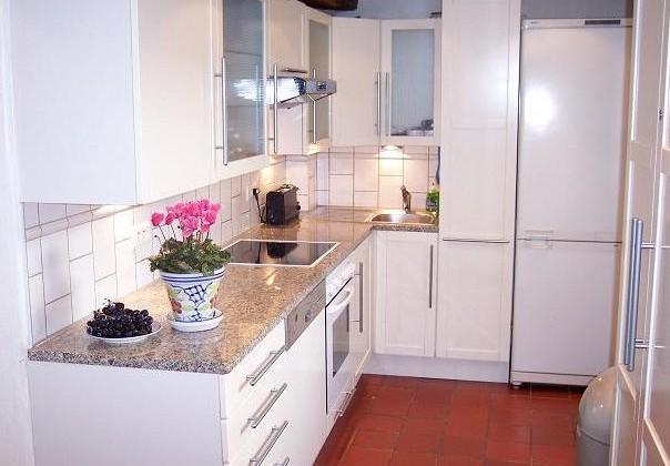 European style Ikea kitchen - Atticmag