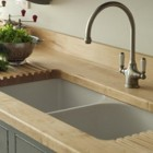 Double Sink with Runnels