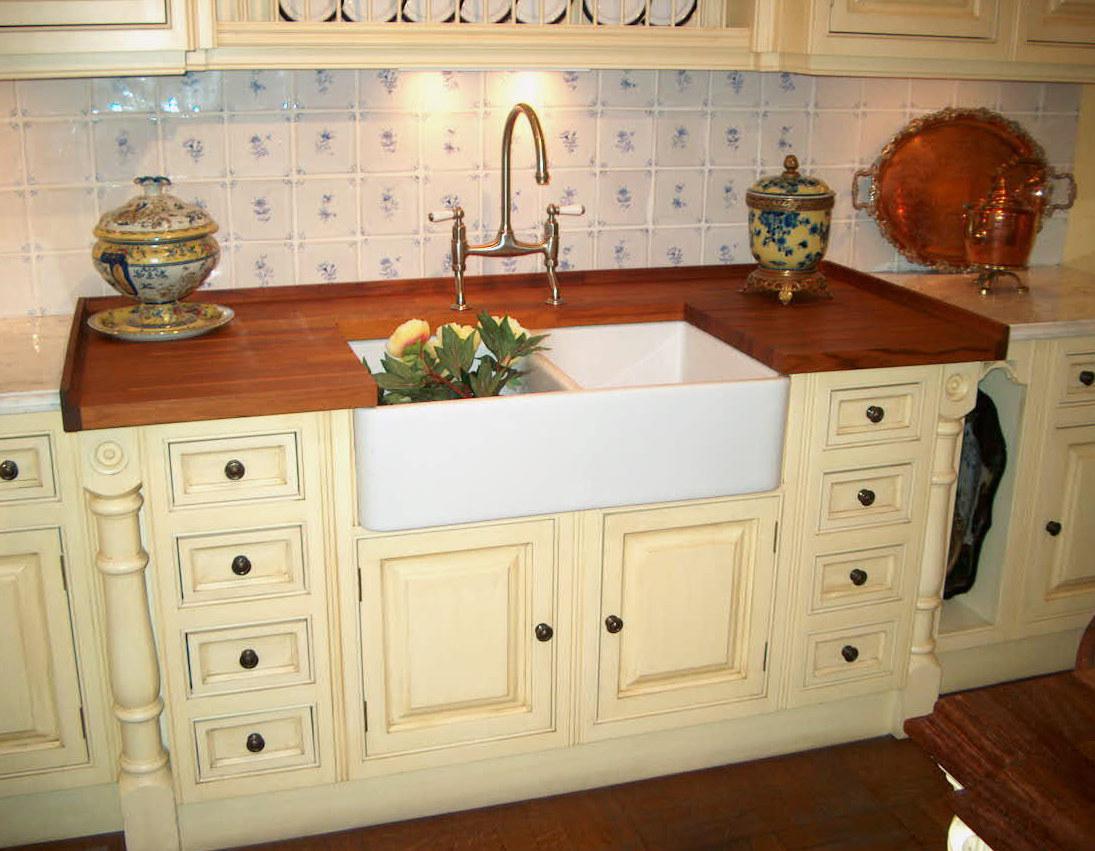 Double Bowl Farm Sink