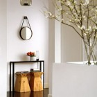 loft entry - entry hall furniture by s russell groves - via Atticmag