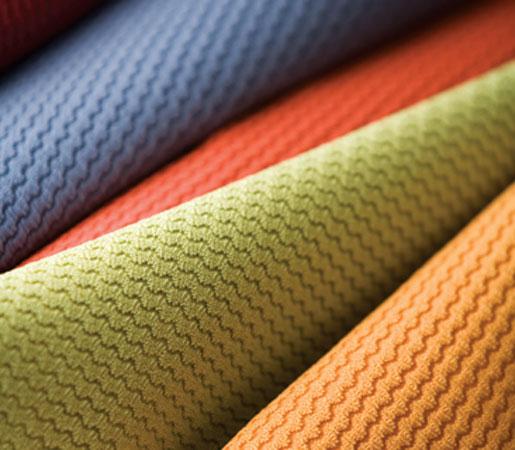 super fabrics - Crypton stain resistant fabric for furniture - interiordesign.net via atticmag