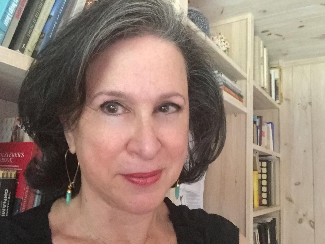 Blogger Jane Freiman of Atticmag home decor magazine