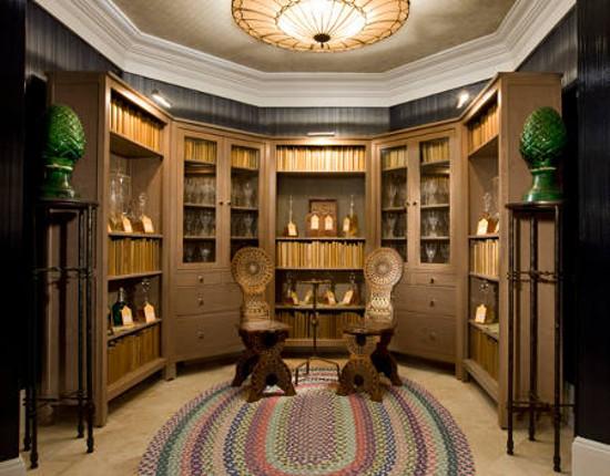bradley stephens game room Hamptons Designer Show House - via Atticmag