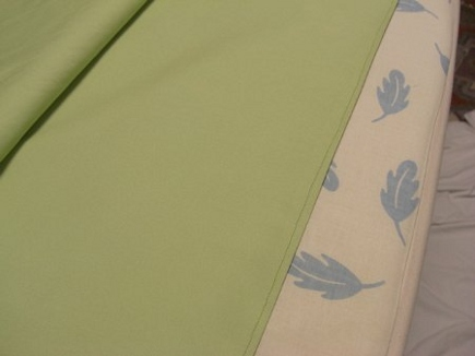 curtain secrets - new finished edge for the new drapery curtain hem on ready made curtains - Atticmag