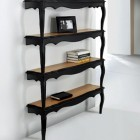 bookcases - biblioteca bookshelves for Umbra by Matt Carr - via Atticmag