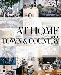 Cover of At Home with Town & Country book