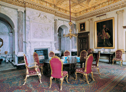 historic homes - Houghton Hall - houghton hall via atticmag
