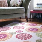 Galbraith and Paul Warm Zinnia Rug - via Atticmag