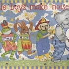 Little Boys Make Noise rug from Posh Tots via Atticmag