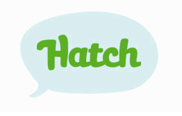 Hatch design public logo via Atticmag.com press page