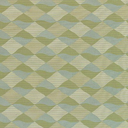 Kravet Design Blue-Green crypton fabric - Atticmag