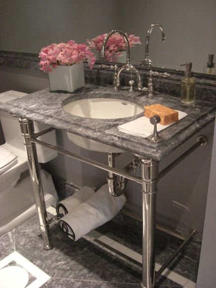 Marble Bathroom Floors