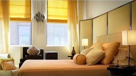 romantic bedroom - serene modern bedroom by Campion Platt via Atticmag