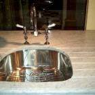 Prep Sink with Runnels