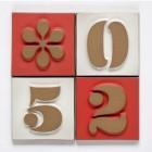 Heath Ceramic house numbers - Heath Ceramics via Atticmag