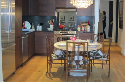 Elle Decor Modern Life Concept Show House kitchen by Katie Lydon - Atticmag
