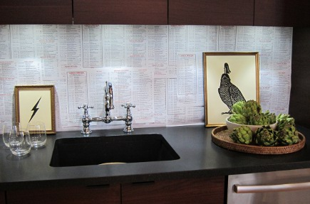 Elle Decor Modern Life Show House kitchen by Grant K. Gibson - Atticmag