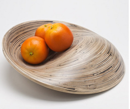 museum store gifts - artisanal Asian bamboo bowl - LA County Museum via Atticmag