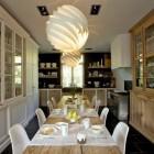Belgian farmhouse kitchen and dining room - Art et Décoration via Atticmag