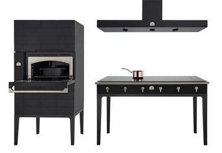 La Cornue W Collection induction table - via Atticmag