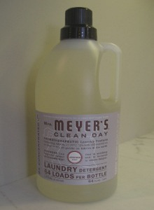 laundry soap test - Mrs. Meyer's Clean Day Laundry Detergent - Atticmag