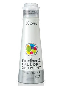 laundry soap test - Method Free and Clear Laundry Detergent - Atticmag