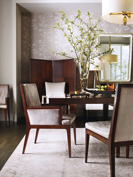 Baker Furniture Clearance Offered Online At Odds And Ends Via Atticmag