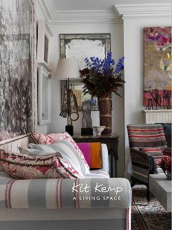 A Living Space, by Kit Kemp via Atticmag