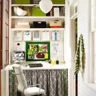 Quaint Alcove Desk