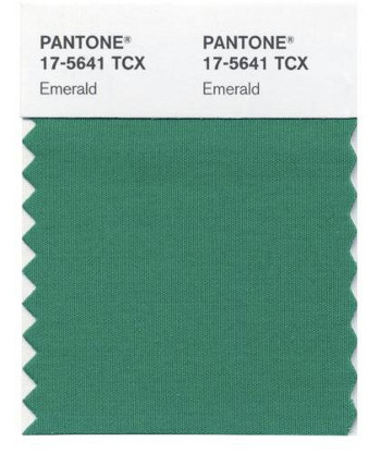 Emerald, Pantone Color of the Year 2013 - Atticmag