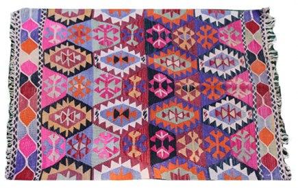 antique Turkish kilim rug - Atticmag v Amber Interior Design Shoppe