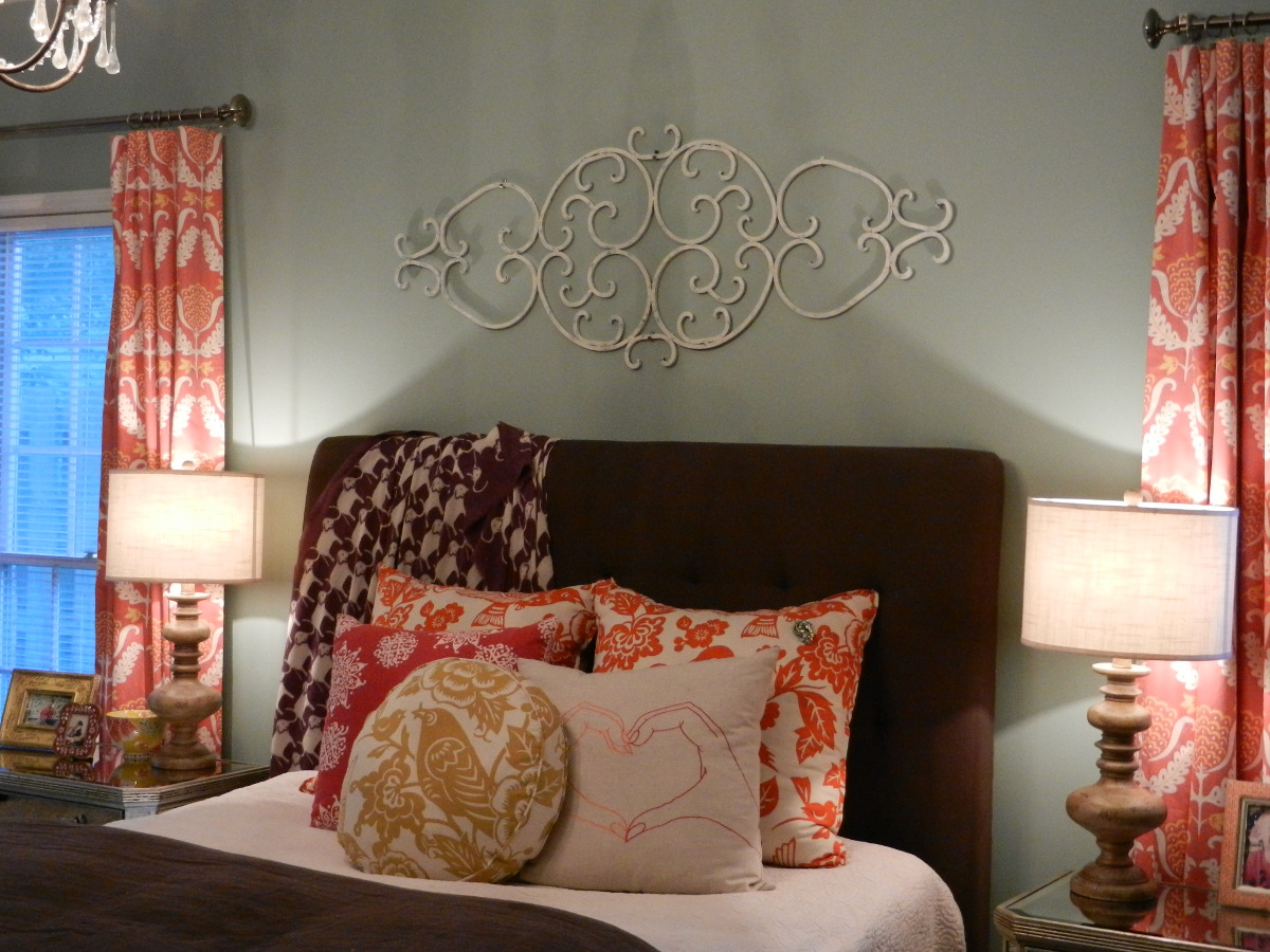 master bedroom decorating ideas - eclectic master bedroom - Atticmag