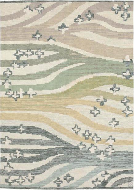 vintage rugs - antique rolakan Swedish kilim rug - Nazmiyal via Atticmag