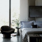 meaning of home - Bedroom in a California home by Jeffrey Alan Marks; photo: Douglas Friedman. via Atticmag