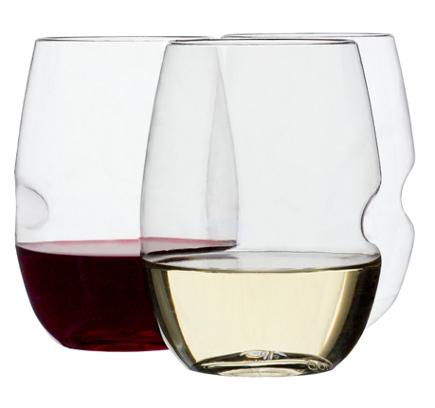 Govino Wine Glass Set - Guggenheim Museum via Atticmag