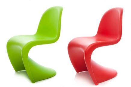 Verner Panton Junior Chair - Dallas Museum of Art via Atticmag