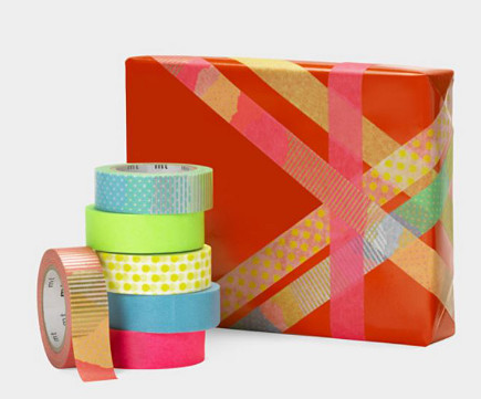Washi Paper Making Tape - MOMA via Atticmag